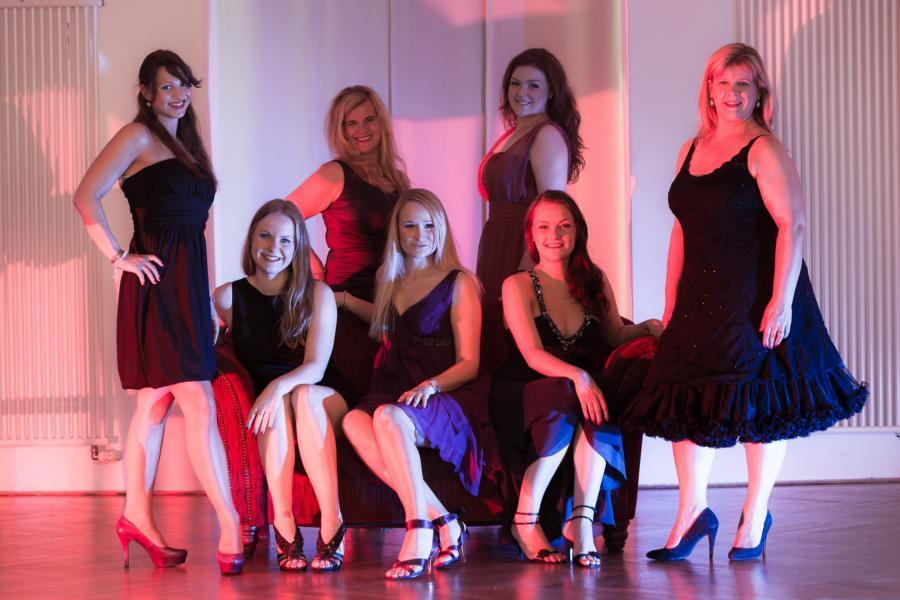 High on Heel_Gahmann_Dortmund_Foto Leifhelm Tanzen und Laufen in hohen Schuhen lernen für Frauen in Dortmund