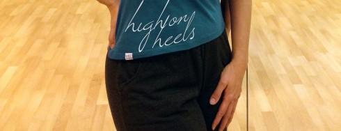 T-Shirt-Highheels