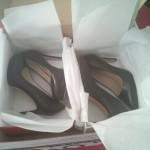 Suuuper!!!! - Schuhe auspacken