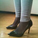 erster Laufversuch auf 2 unterschiedlichen Schuhen